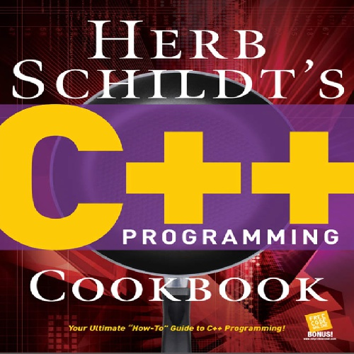 کتاب الکترونیکی McGraw.Hill.Herb.Schildts.C.plus.plus.Programming.Cookbook-